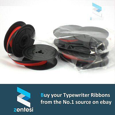 X3 Ribbons - Olivetti Valentine Lettera 22253235 Typewriter Ribbon
