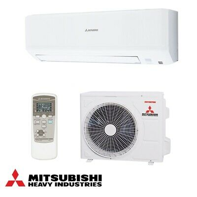 Mitsubishi Air Conditioning 4.5kw - Wall Mounted Heat Pump R32 Domestic Air Con