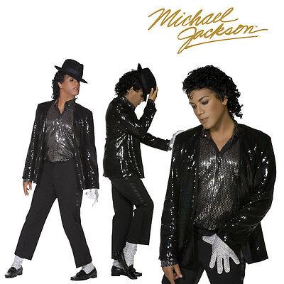 FANCY DRESS COSTUME # MENS MICHAEL JACKSON BILLIE JEAN RRP £104.98 FDDD