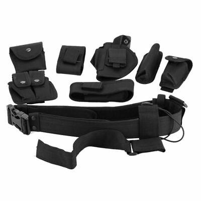 Polizei Sicherheitsdienst Modulare Durchsetzung Ausrüstung Pflicht Belt Gürtel - Polizei Gürtel