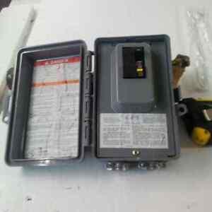 40 amp GFI breaker