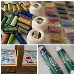 Cross stitch Crafts supplies