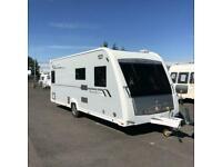 2012 BUCCANEER CORSAIR Touring Caravan - 4 Berth