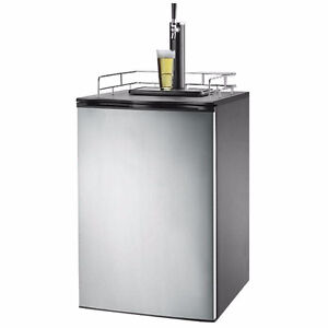 4.6 AND 6.0 CUBIC FOOT KEGERATORS!--GET THEM WHILE YOU