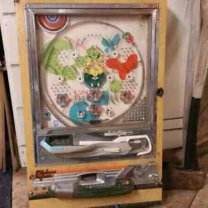 Old pinball type game