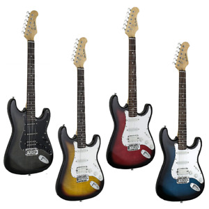 Electric Guitar Stratocaster Style $100, AMP $70