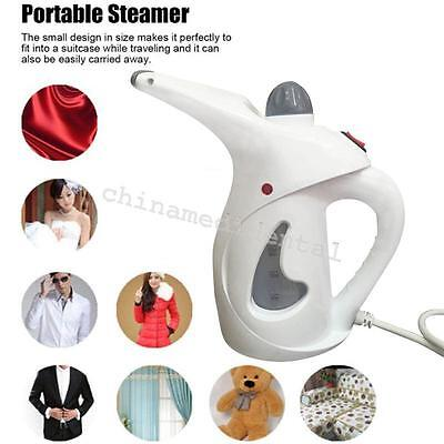 USA! Portable Steamer Fabric Clothes Garment Steam Iron Handheld For Home/Travel