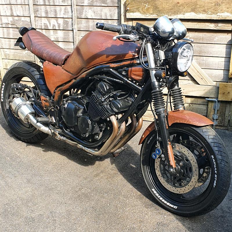 Yamaha XJ600N