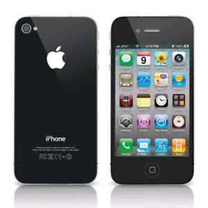 IPHONE 4S BLACK 16GB-UNLOCK