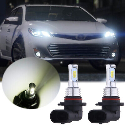 9005 HB3 LED Headlight Bulbs Kit High Beam 35W 4000LM 6000K White Wholesale