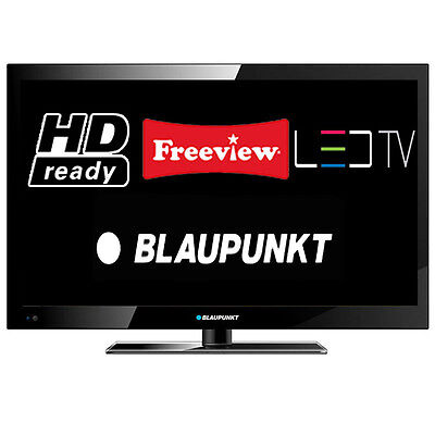 "Blaupunkt 236/207I-GB-3B-HKDUP-UK 24"" LED TV HD Ready 720p With DVD Player"