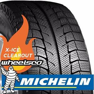 Michelin X-ICE 2016 CLEAROUT - WHEELSCO