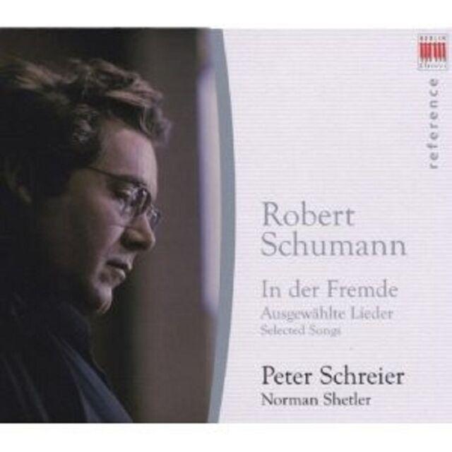 P./SHETLER,N. SCHREIER - SCHUMANN,R.:LIEDER  CD NEU