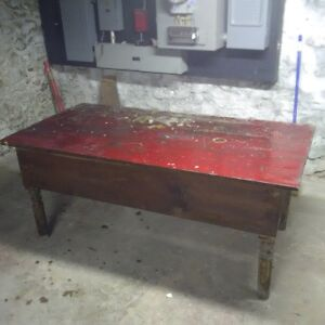 Harvest Table- Asking $125