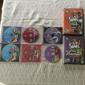 SIMS 2 PC GAMES