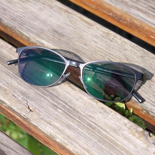 Damen Herren bifokale Lesebrille Übergang photochromen Leser Sonnenbrillen E0415