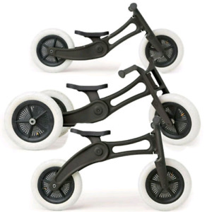Wishbone bike 3in1, Recycled Edition (12 months to 6 years old)
