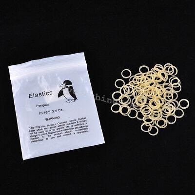 medizinisches Material Dental elastische Gummibänder 5/16''3,5 Unzen Zahnspangen ()