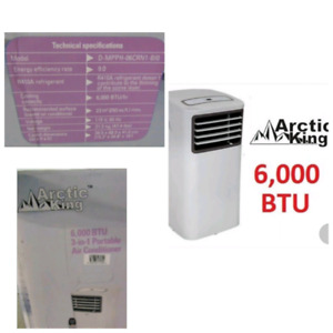 Air conditioner, delivery, new