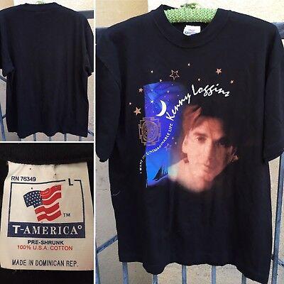 Vintage Kenny Loggins I Want The Unimaginable T-Shirt L 90s 1990s