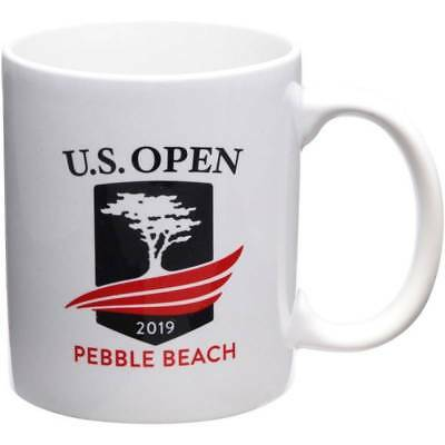 2019 US Open (Pebble Beach) - WHITE - COFFEE MUG