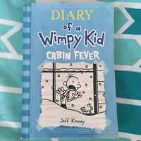 """""""Diary of a Wimpy Kid: Cabin Fever"""" for $5"""