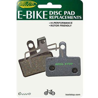 Kool-Stop Discos Pastillas Freno Bicicleta Eléctrica Para Shimano Deore Y Tektro