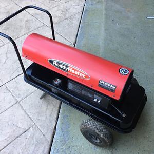 Reddy 165K BTU Forced air Kerosene heater
