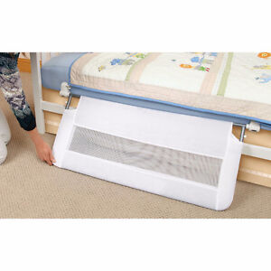 crib or bed safety rail-new
