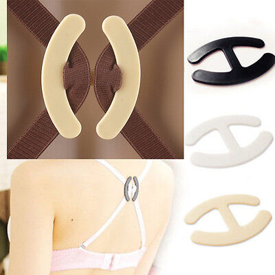 10pcs Bra Buckle Colorful Underwear Accessories Invisible Bra Buckle H-shaped for sale  Shipping to Nigeria