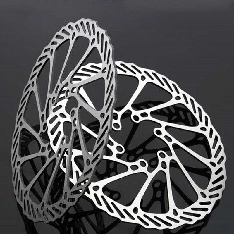 MTB Bike 160//180mm Disc Brake Rotor 6 Bolts Disc Brake Rotors Fit SHIMANO//Alivio