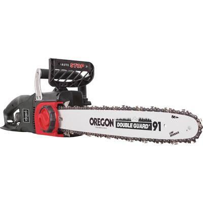 Scheppach Elektro Kettensäge 2400 Watt/3,3 PS Orgeon Schwert 46cm CSE2500
