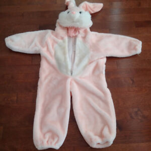 Cute Bunny Halloween Costume / Dress-up Trunk