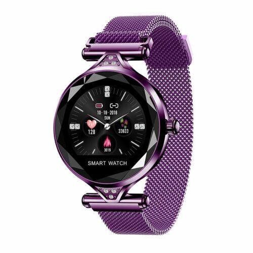 2019 Waterproof Women Lady Smart Watch Bracelet Sport Fitnes