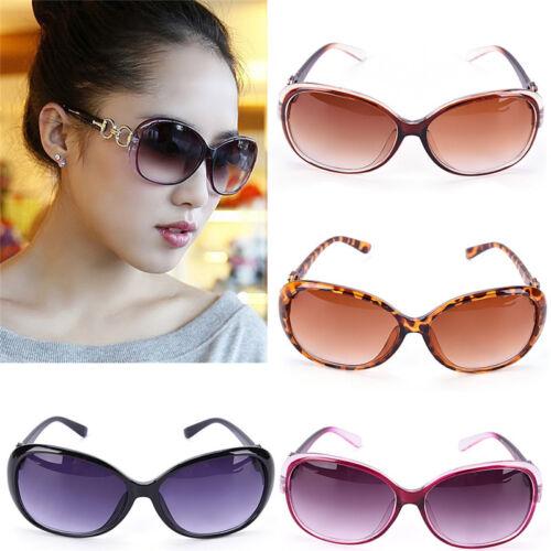 Retro Style Sunglasses Oversized Eyewear Glasses for Ladies Women Girls