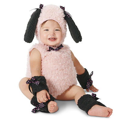 Dream Weaver Chick Girl Dog Puppy Infant Costume 12-18 Month