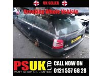 Audi A4 Estate Breaking For Parts