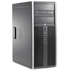 PC HP 6200 TOWER NEW ARRIVAL -- 1 Year Warranty