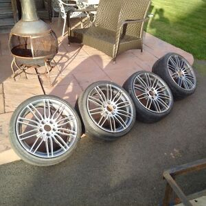 """BMW 19"""" wheels, fits 328 and other models"""