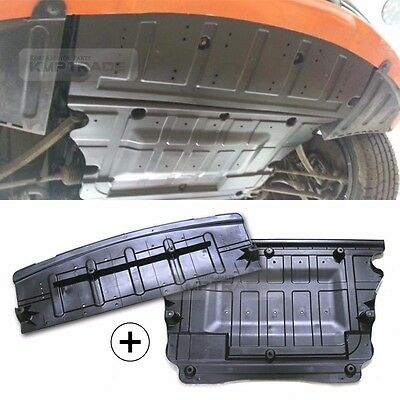 OEM Engine Splash Shield Support Under Cover for HYUNDAI 2009-17 Genesis Coupe