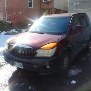 FINAL PRICE!!! 2002 Buick Rendezvous SUV, Crossover