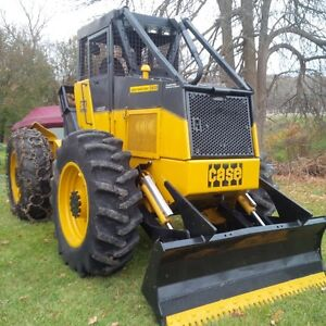 Skidder for Hire Kawartha Lakes Peterborough Area image 4