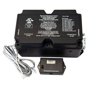 Progressive Industries EMS-HW50C Portable Electrical
