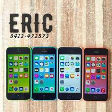 Pre owned iPhone 5C 8G Australian stocks five colours available Calamvale Brisbane South West Preview