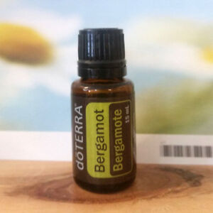 doTerra Bergamot Essential Oil 15mL Bottle