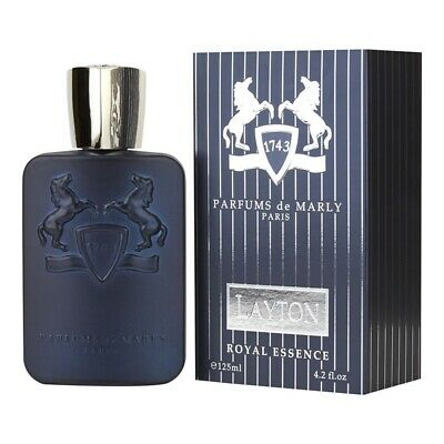 PARFUMS de MARLY LAYTON for MEN * 4.2 oz (125ml) EDP Spray * NEW & SEALED