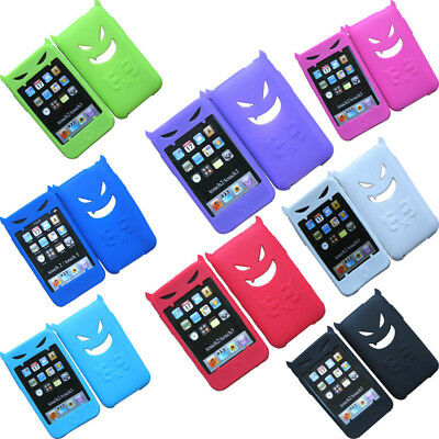 (Devil Silicone Case for iPod Touch 2nd 3rd Generation 2G 3G iTouch Skin Cover)