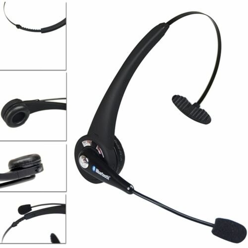 9ef7c241bd3 Details about For Playstation 3 PS3 Bluetooth Wireless Earphones Headsets  Mic Microphone
