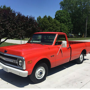 1969 C10 - SOLD AT ASKING PRICE