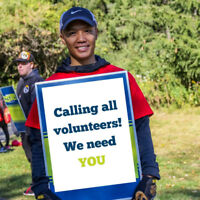 Brave TO - Calling ALL Volunteers - Sept 29 - 7am-4pm!!!!